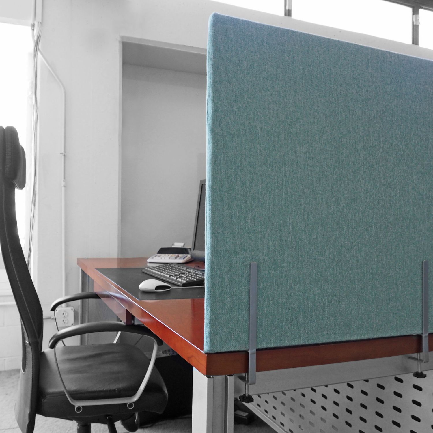 Work Forts Can Accommodate Just About Any Desk Or Table Style The