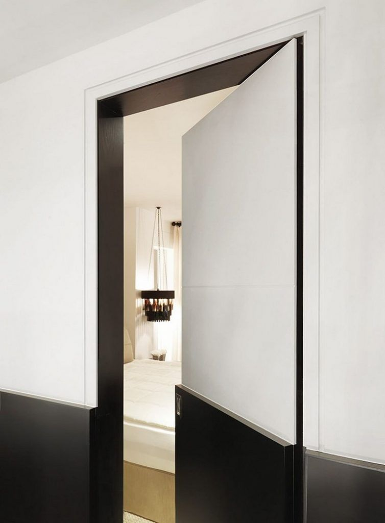 26+ Exciting Creative Hidden Door Design for Storage and