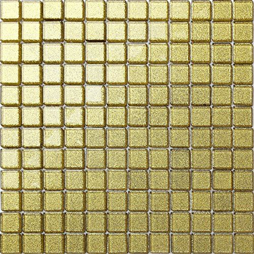 Glas Mosaik Fliesen Matte in Gold MT0080 Umbau Pinterest In - fliesen bordre
