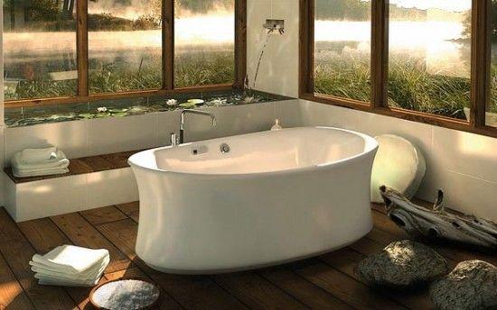 Bathroom Koi Pond . Ambrosia Bathtub By Pearl Baths