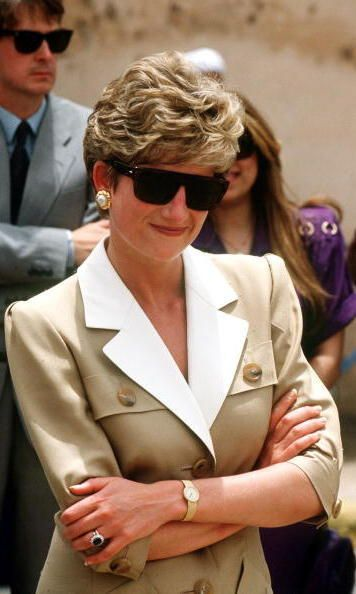 Princess Diana's summer vacation style: one-pieces, dresses and more
