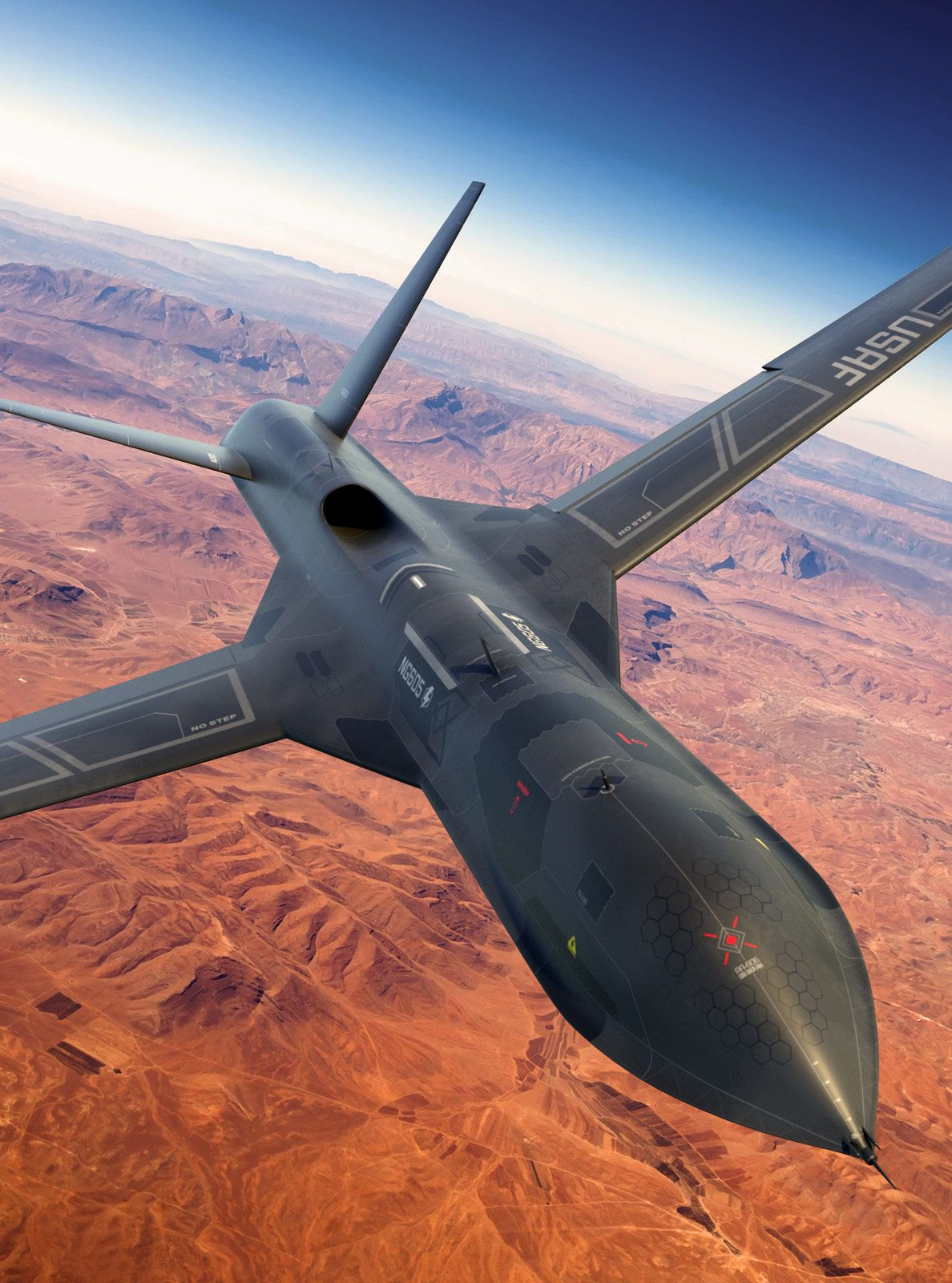 Future Military Drone By Weaver Anton Drones Pinterest