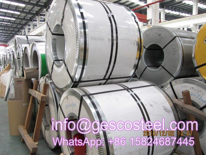 Stainless Steel 301 Annealed (AMS 5901) in sheet, strip