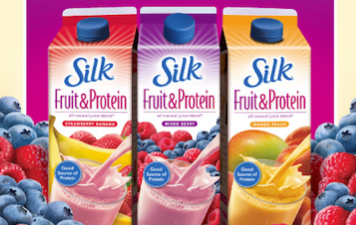 Silk Fruit & Protein Coupon - Save $0.75 - $0.74 at Target! - http://www.livingrichwithcoupons.com/2013/06/silk-coupon-74-target.html