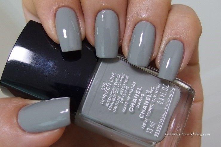 Chanel Le Vernis 576 Horizon Line Chanel Nail Polish Lines On Nails Chanel Nails