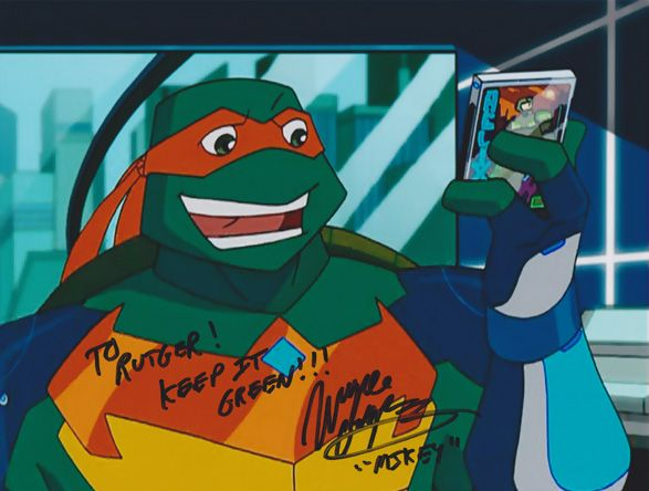 Cartoon Crazy Turtle Turtles Forever Teenage Mutant Ninja Tmnt