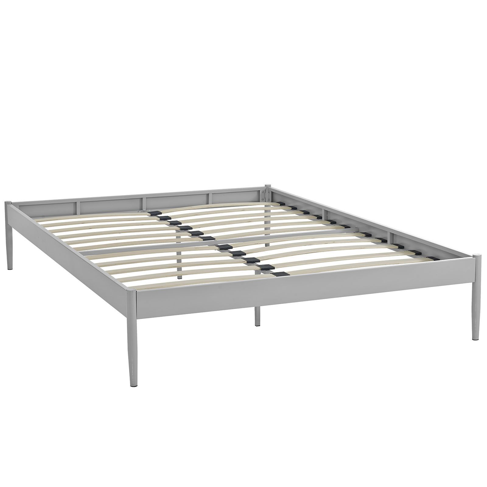 Elsie Full Bed Frame - Gray