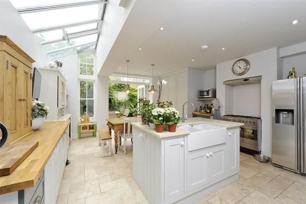 Kitchen Design Victorian Terraced House rear and side extension to victorusn house - google search | home