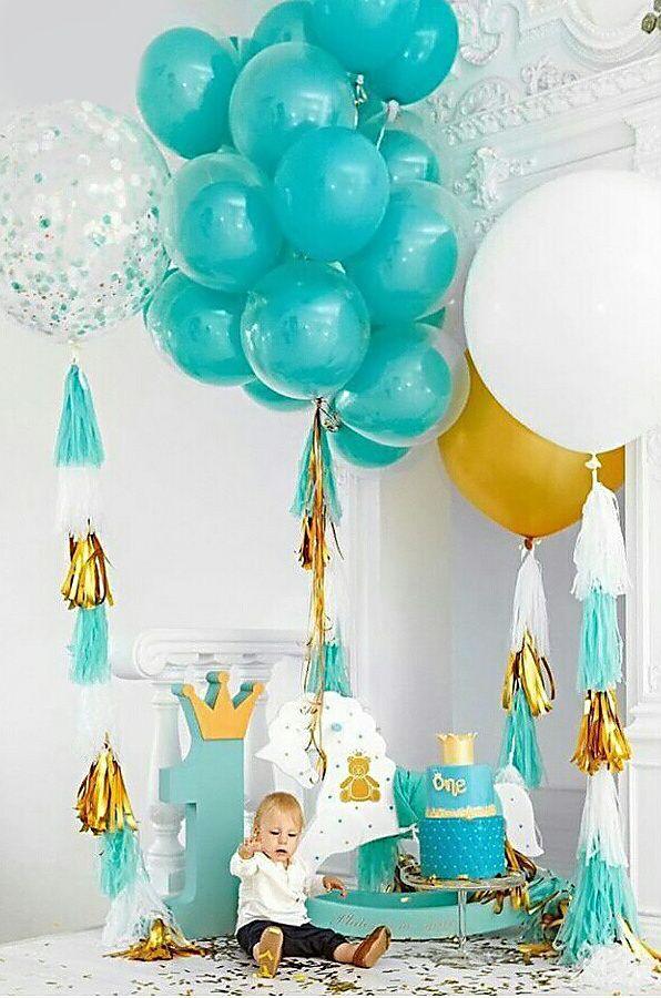 birthday boy balloons party rockers pinterest geburtstag kindergeburtstag ideen and party. Black Bedroom Furniture Sets. Home Design Ideas