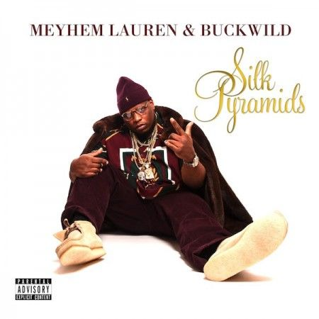Meyhem Lauren Buckwild Silk Pyramids Artwork Lp Vinyl Album Pyramids