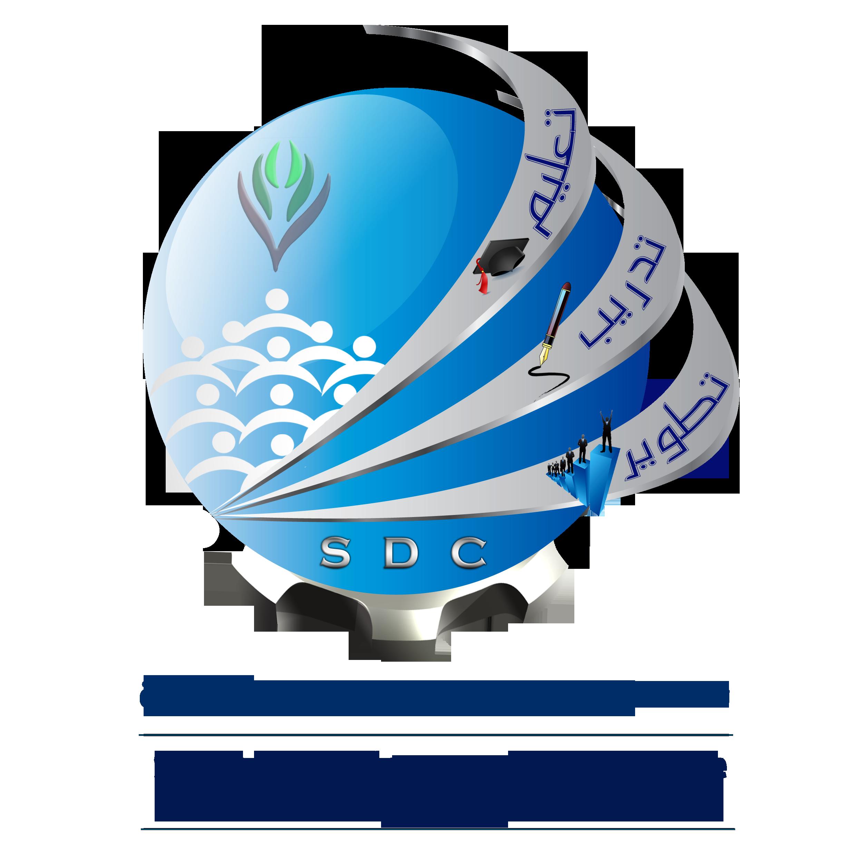 شعار معهد لجنة التنمية بشرورة Social Development Development Education