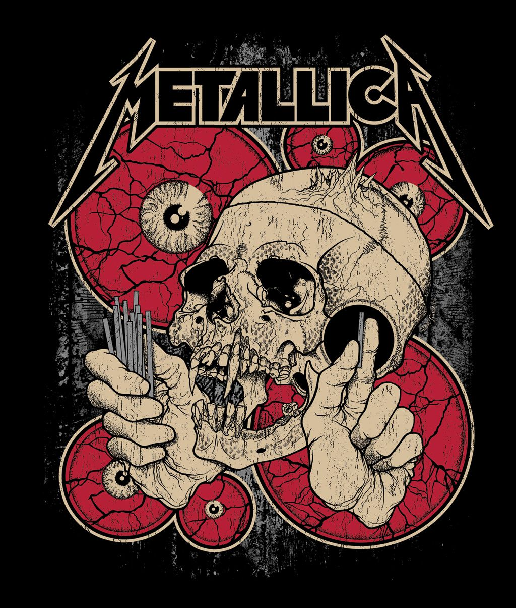 Poster design guide - Your Guide To Our Rare Metallica Posters