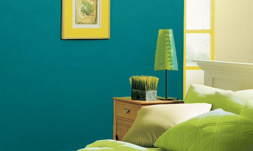 Nice Gypsy Teal Paint Color By Valspar. Low Odor And No VOC (also Pantone Turkish