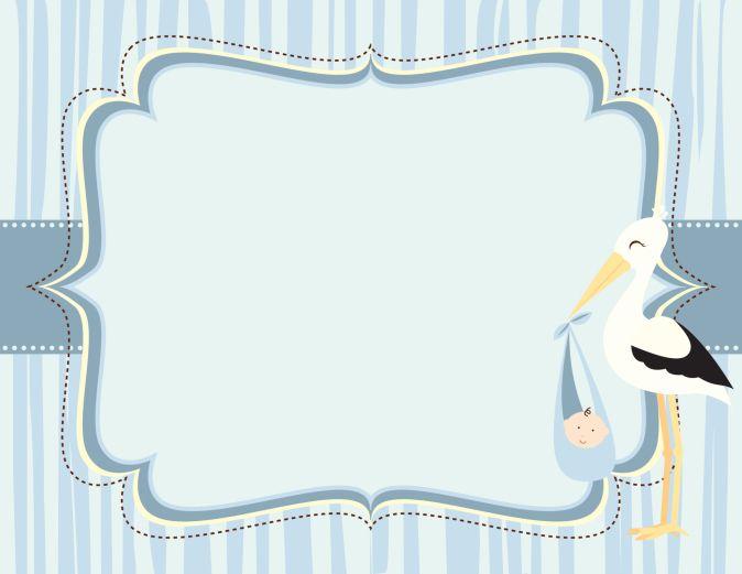 Imágenes Para Invitaciones De Baby Shower Niño   Buscar Con Google