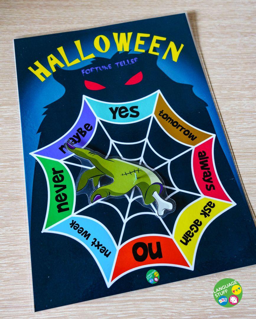Halloween Fortune Telller Halloween fortune teller