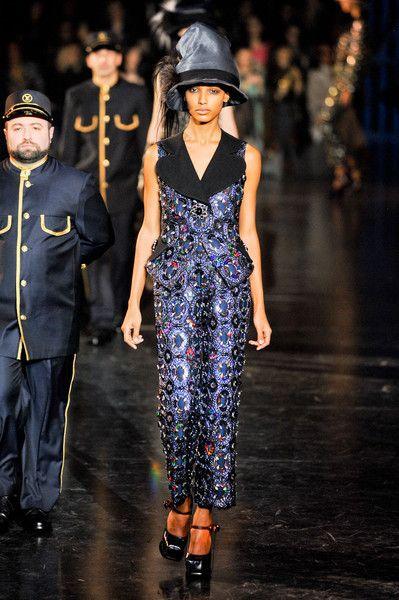 Louis Vuitton at Paris Fall 2012