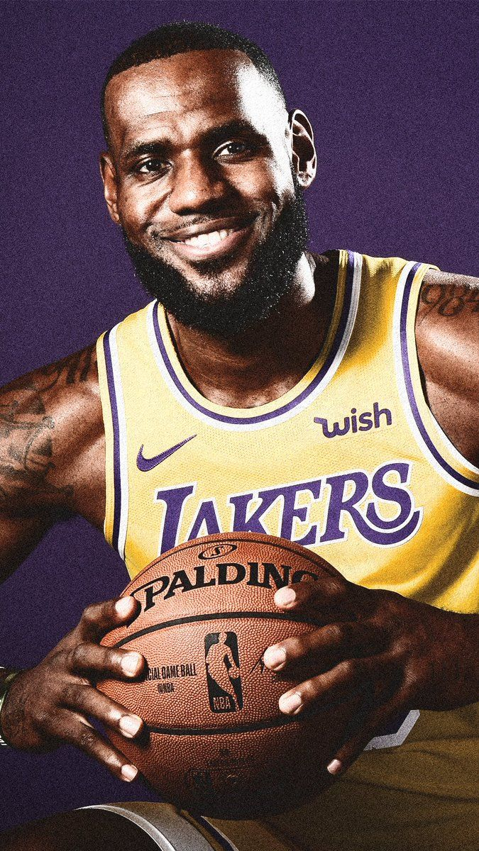 Photo Retouch NBA - Lebron James #GraphicDesign #Sports