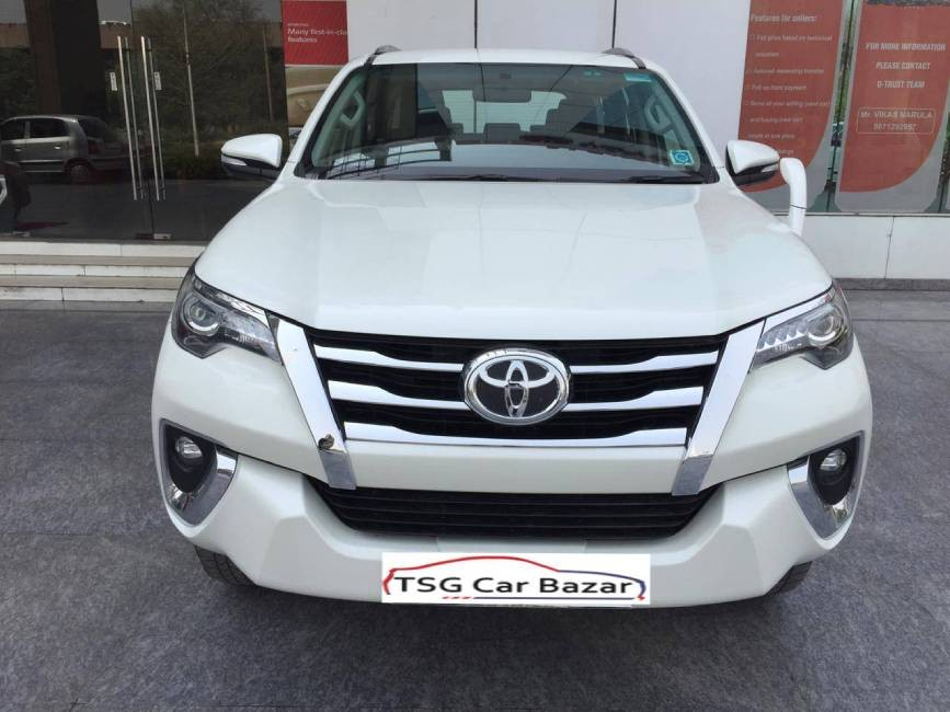 Used Toyota Fortuner At Best Price In Delhi Ncr Used Toyota Certified Used Cars Used Cars