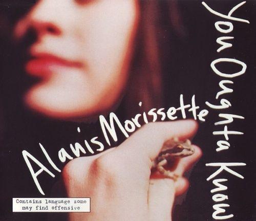 Alanis Morissette You Oughta Know Uk Cd Single Cd