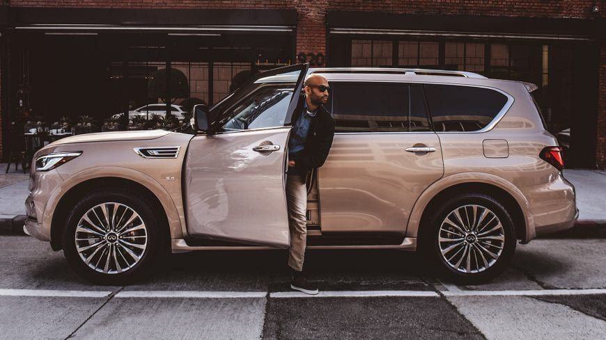 2019 Infiniti Qx80 Luxury Suv Infiniti Usa Luxury Suv Suv Infinity Suv