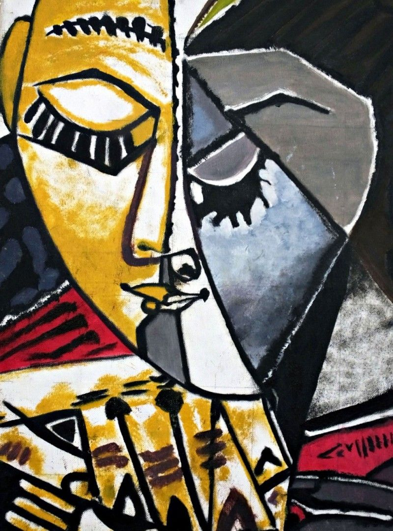Akrilik Boya Tuval Akrilik Sanati Sanat Cizim