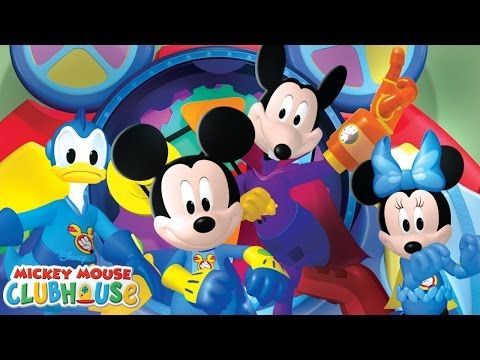 Super Hero Hot Dog Dance Music Video Mickey Mouse Clubhouse Disney Junior Youtube Disney Junior Mickey Mouse Clubhouse Mickey Mouse