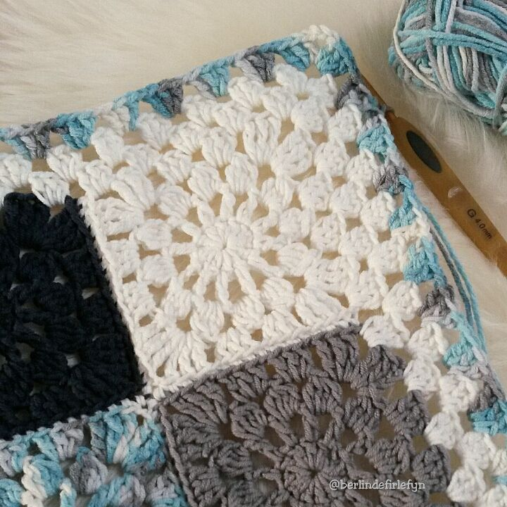 The very talented Robyn @crochetgirl99 asked me #widn Thanks for ...