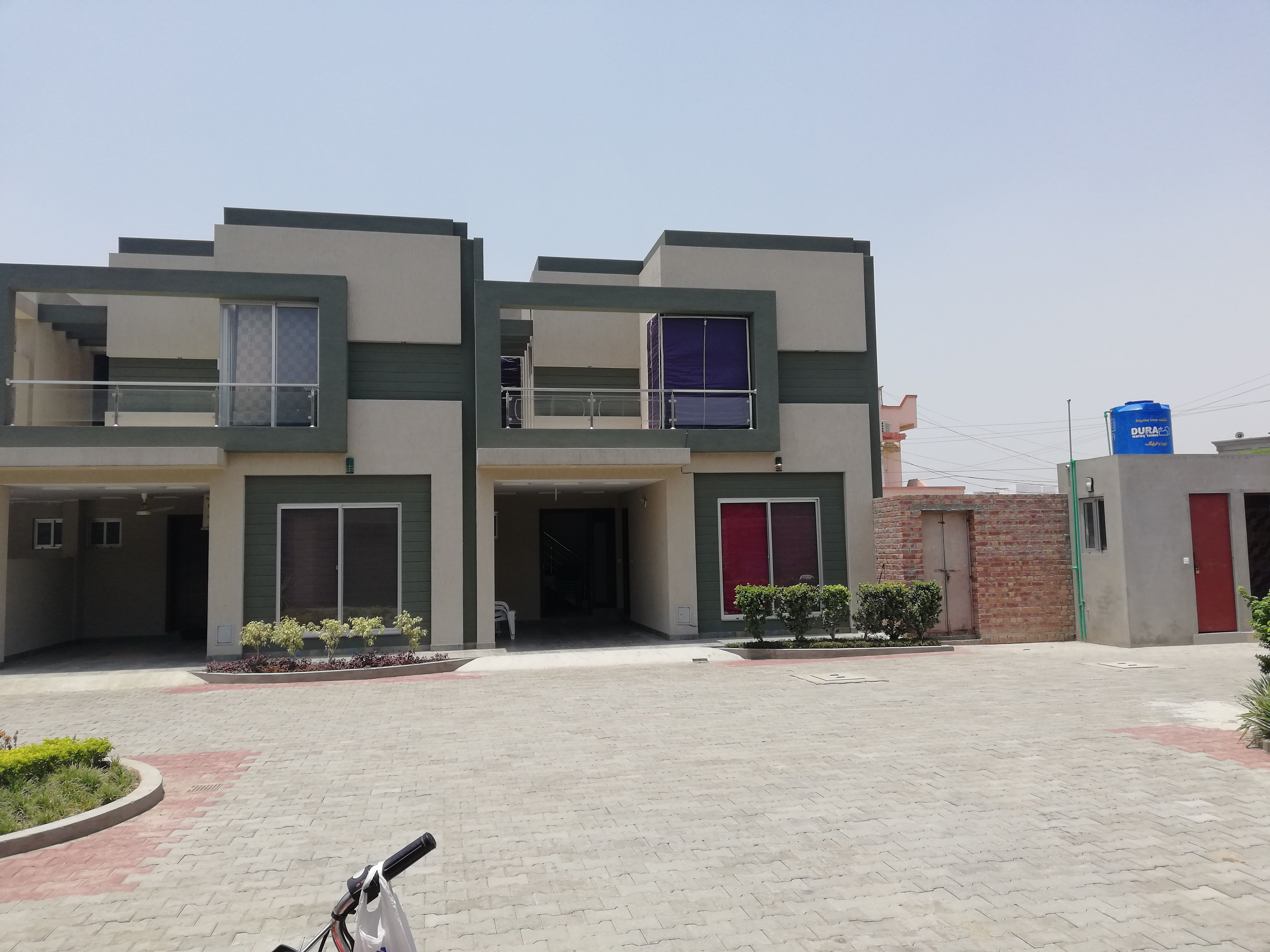 5 Marla House In Sadaat Town Lahore Near DHA Phase 5