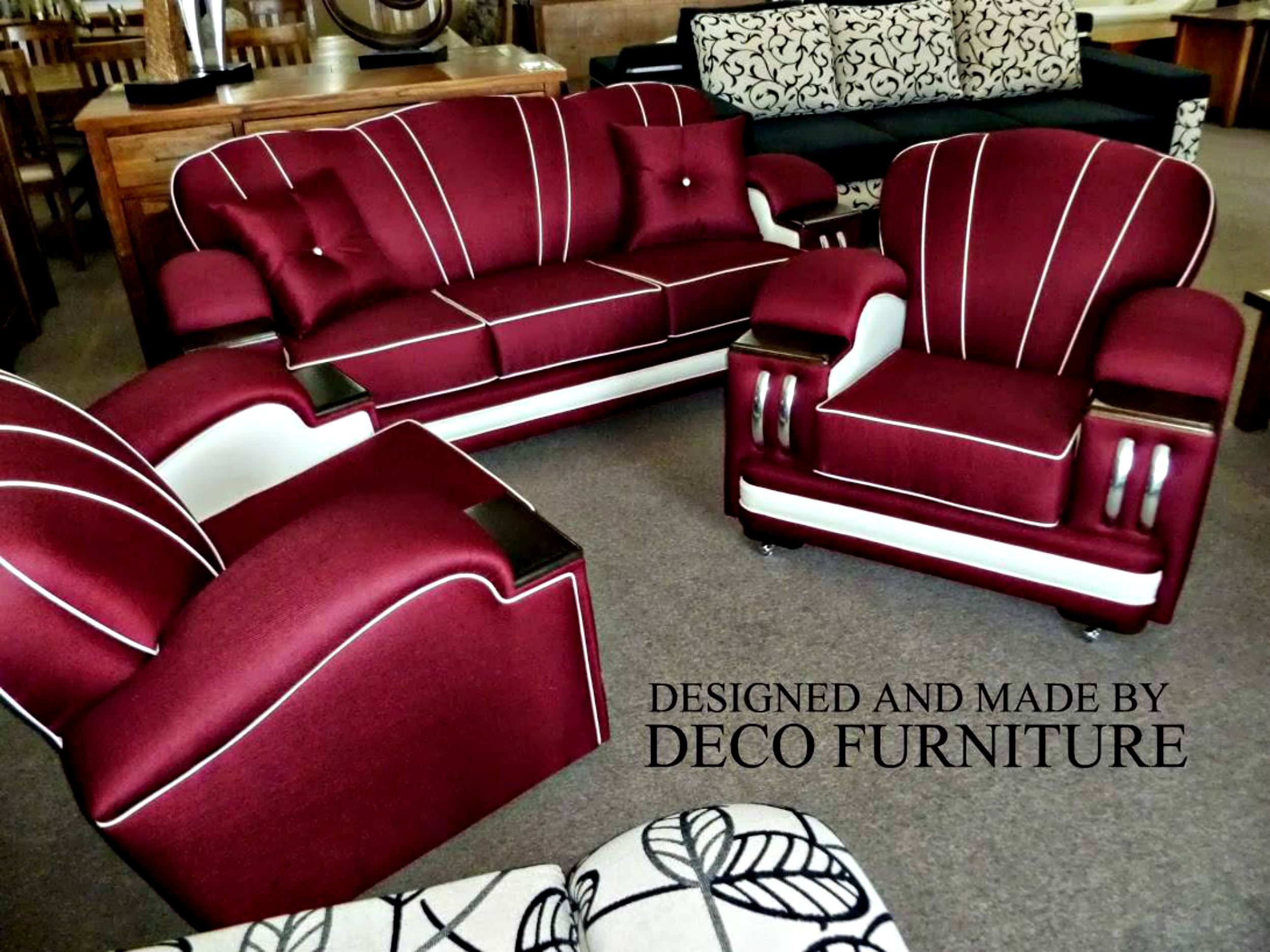 brand new Australian made. made by deco furniture 100