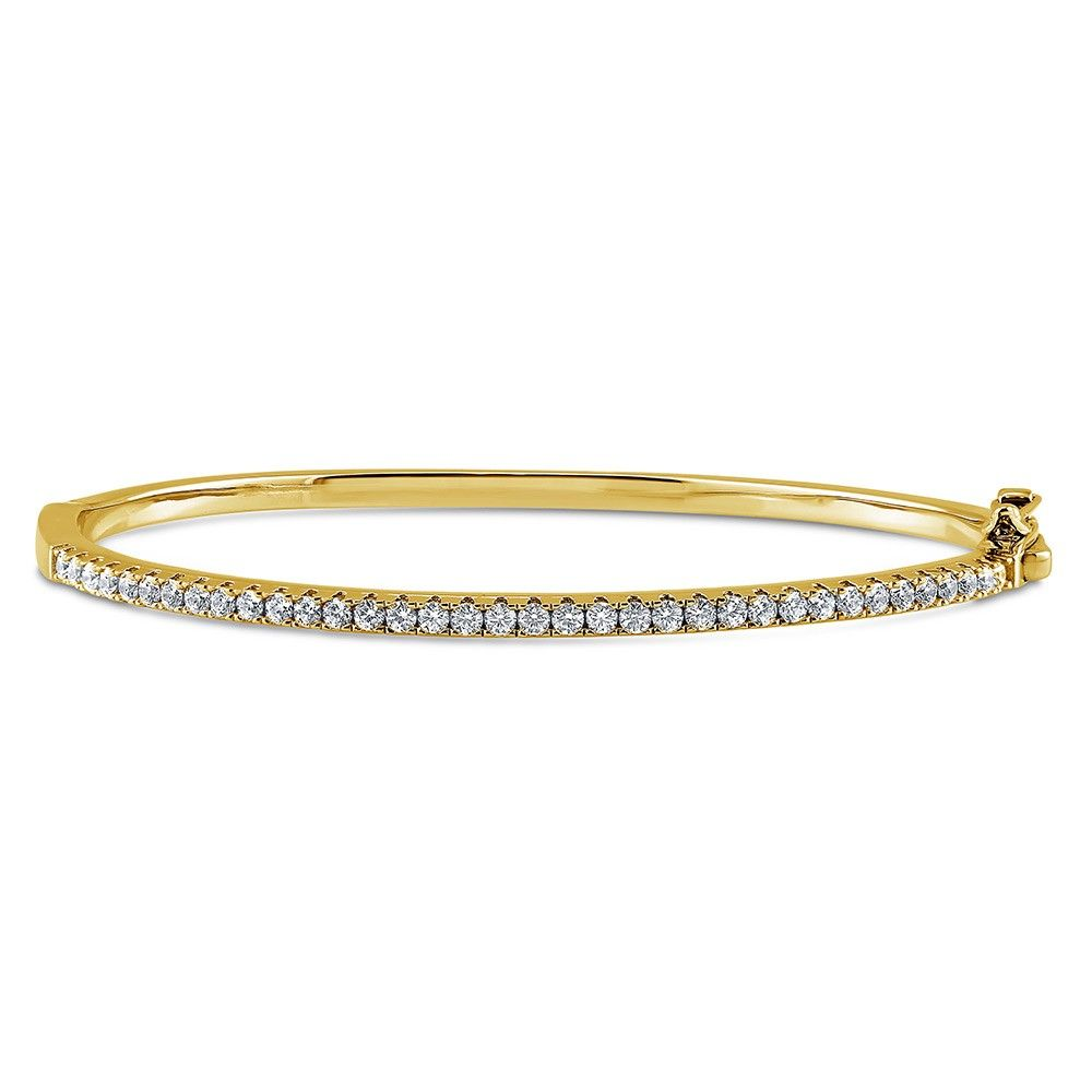 925 STERLING SILVER BRACELET III STAR WITH ZIRCONIA YELLOW GOLD PLATED