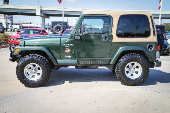 Cars For Sale 1997 Jeep Wrangler Sahara In Houston Tx 77074 Sport Utility Details 392138916 Autotr 1997 Jeep Wrangler Jeep Wrangler Sahara Jeep Wrangler