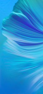 Abstract Blue Wallpaper for Mobile Phones with Betta Fishtail - HD Wallpapers | ...