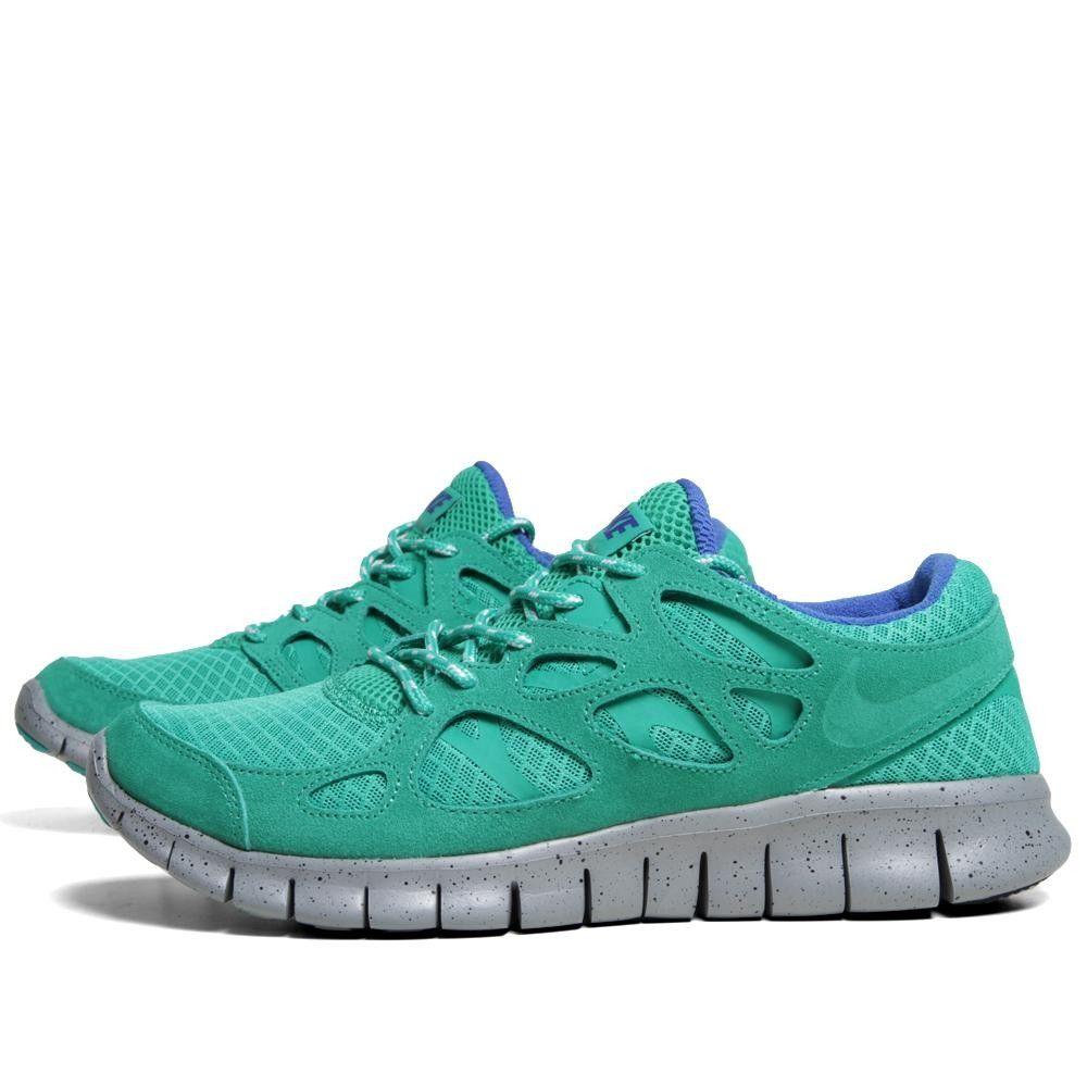 Nike free · Nike Free Run 2+ (Stadium Green) 78821c3e33