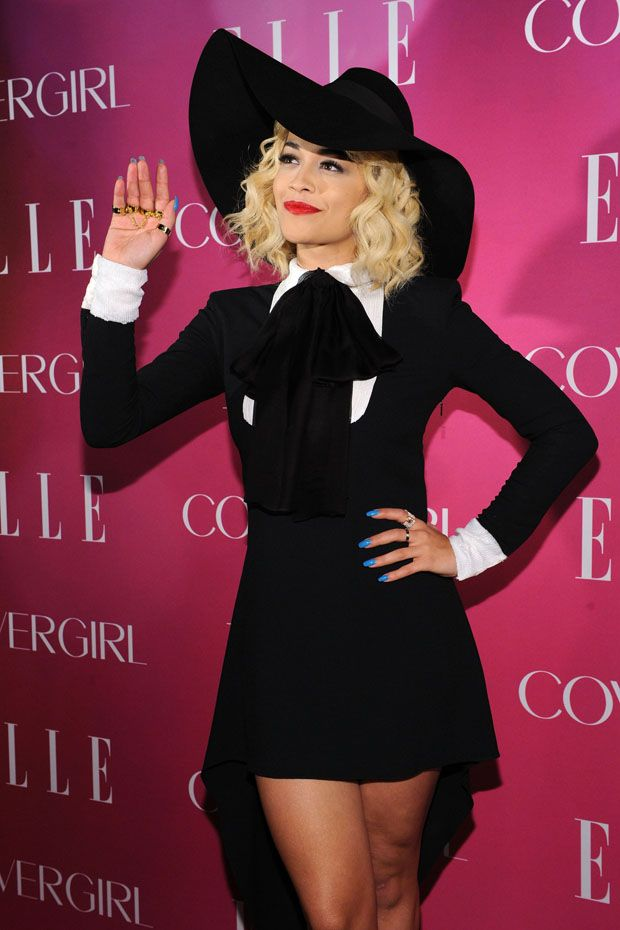 Rita Ora - 4th Annual ELLE Women in Music Celebration