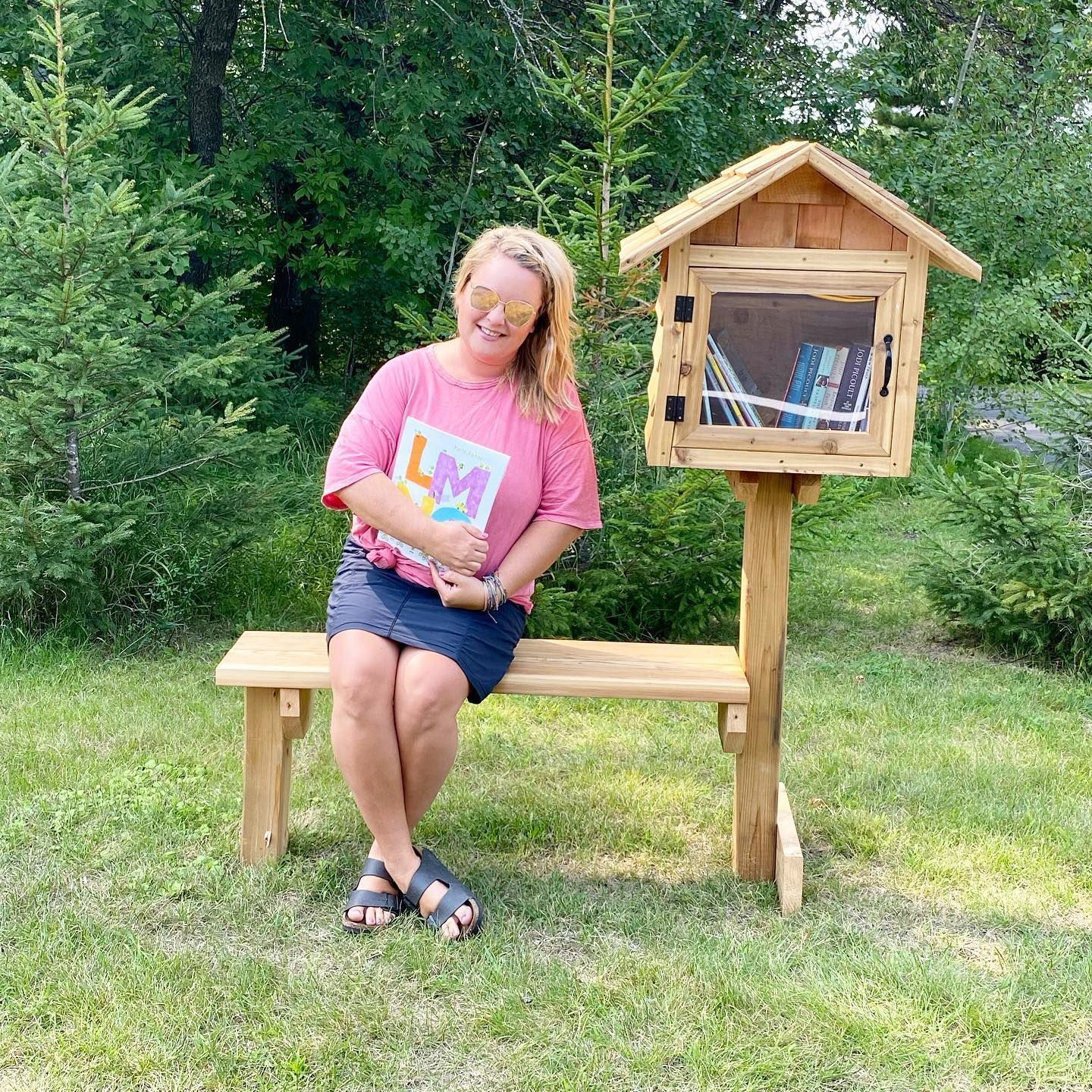Free Little Library In