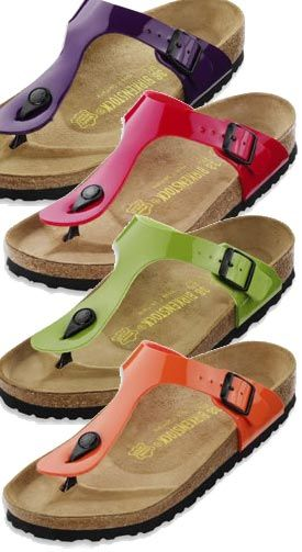 Tomar un riesgo Mancha realce  Birkenstock Gizeh Patent | Buy Now £39.99 | All 8 Colours | Birkenstock  sandals, Shoes, Shoe boots