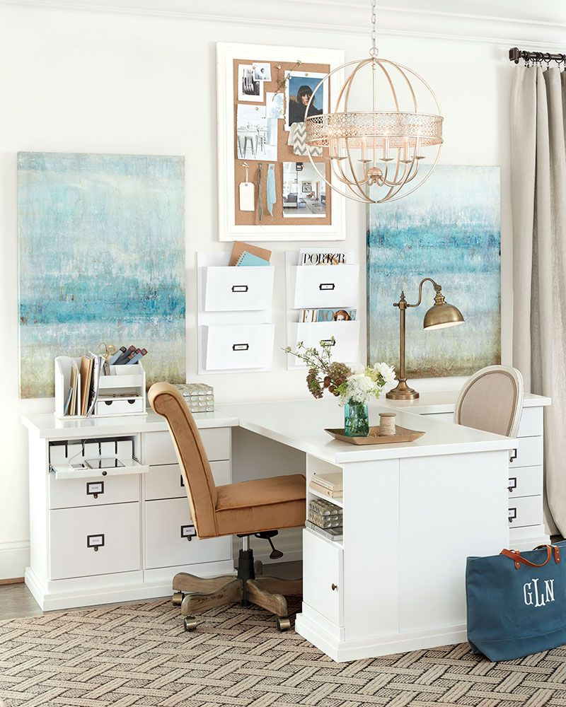 Awesome Modular Home Office Furniture | Ballard Designs