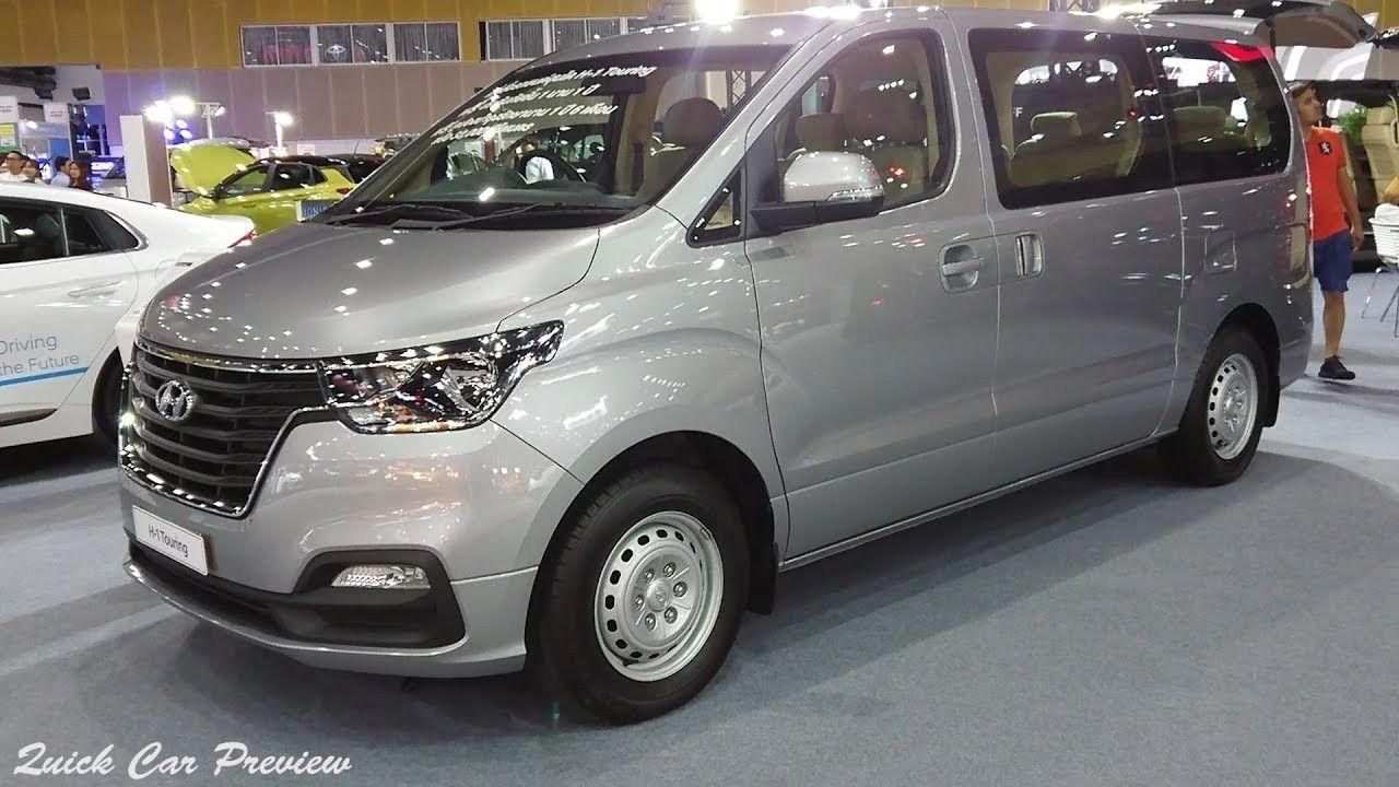 Hyundai H1 2020 Specs Di 2020