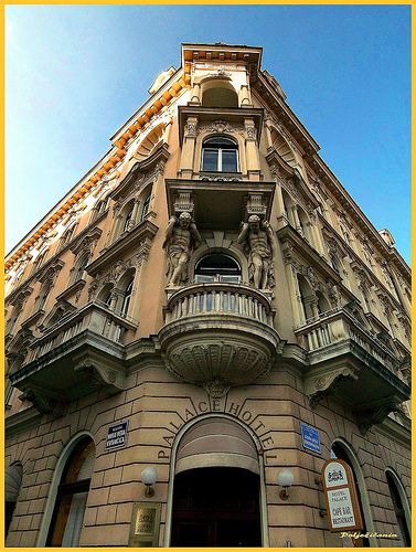 Hotel Palace Zagreb Zagreb Croatia Zagreb Croatia