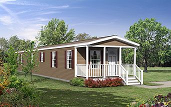 front load single wide mobile home - Google Search | Manufactured ...