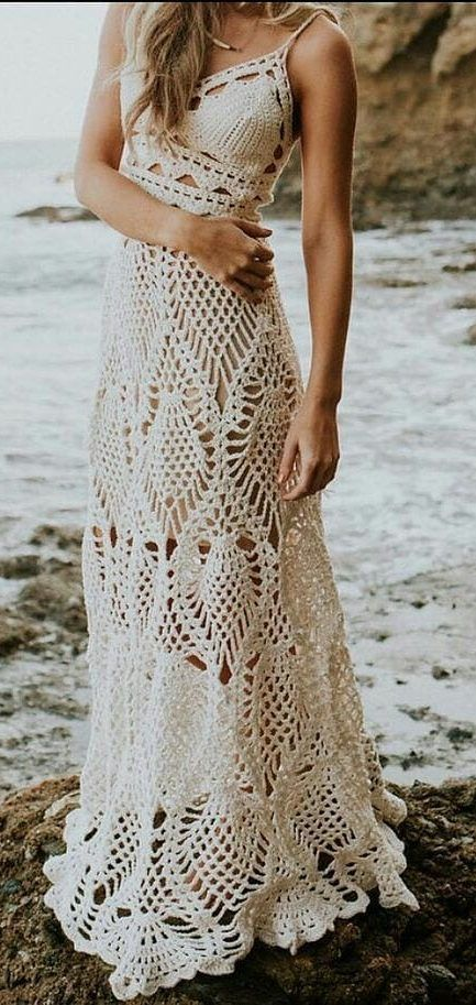 39+ Awesome Free Crochet Summer Dresses Pattern Ideas for This Year - Page 6 of 39 - Daily Crochet!