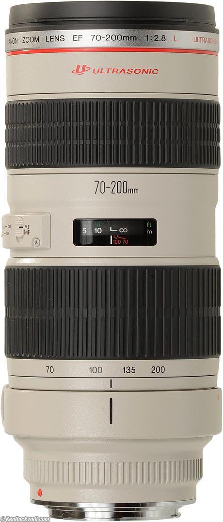 Canon 70 200mm F 2 8 L Review Canon L Lenses Canon Canon Zoom