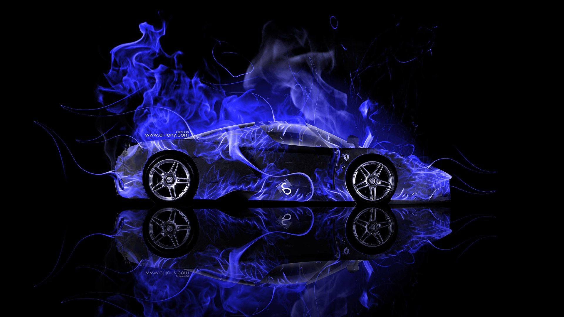 Lamborghini aventador side fire abstract car 2014 hd wallpapers design - Dodge Charger Rt Muscle Side Blue Fire Abstract Car 2014 Art Hd Wallpapers Design By Tony Kokhan Www El Tony Com_ Jpg 1920 1080 Dodge Chargers