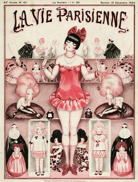 La Vie Parisienne, 13 Decembre 1924
