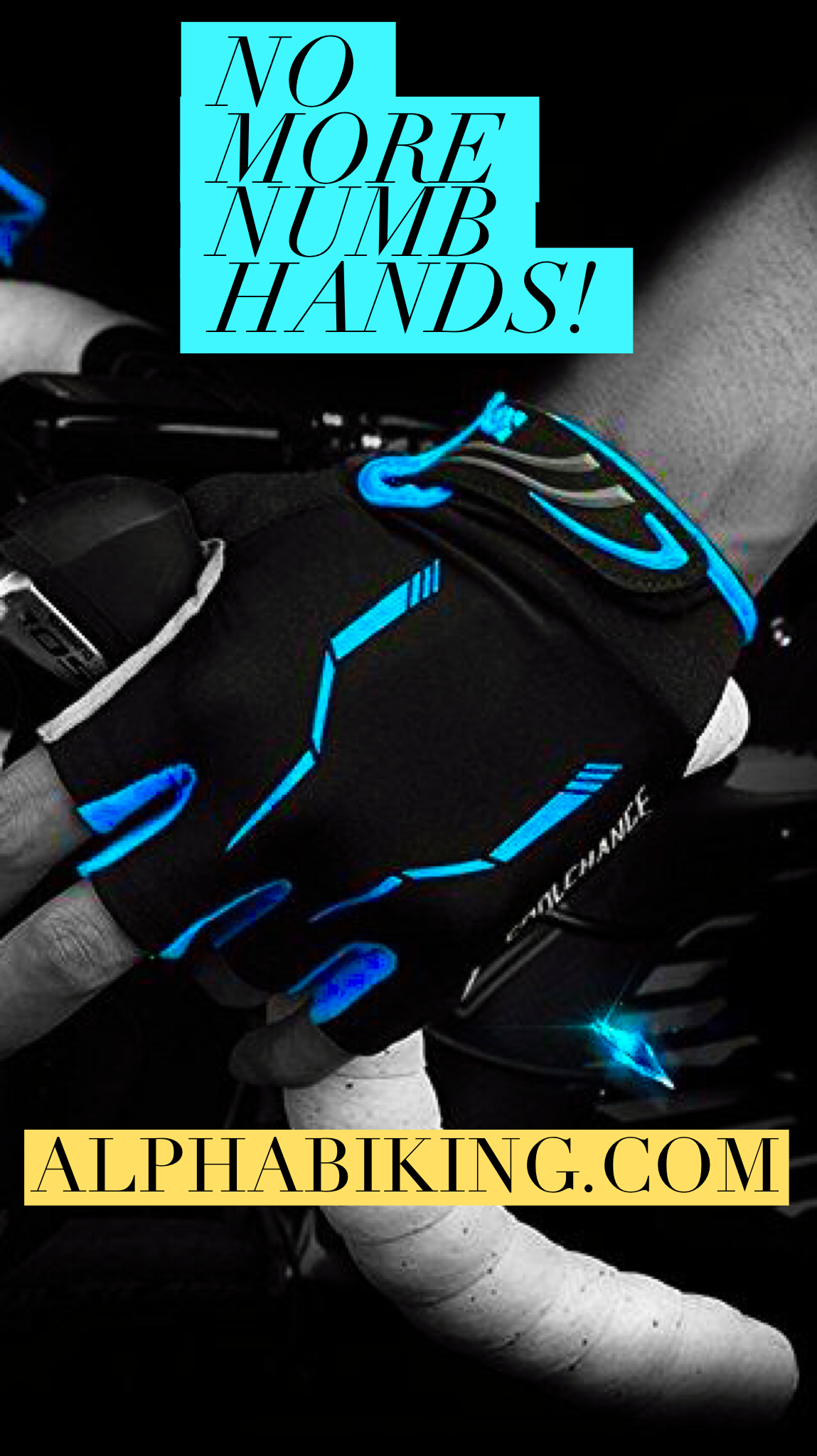 These Padded Mountain Bike Gloves Will Stop Your Hands From
