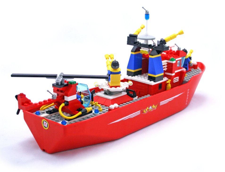 Lego Fire Boat 4031 Instructions Best Boats 2017
