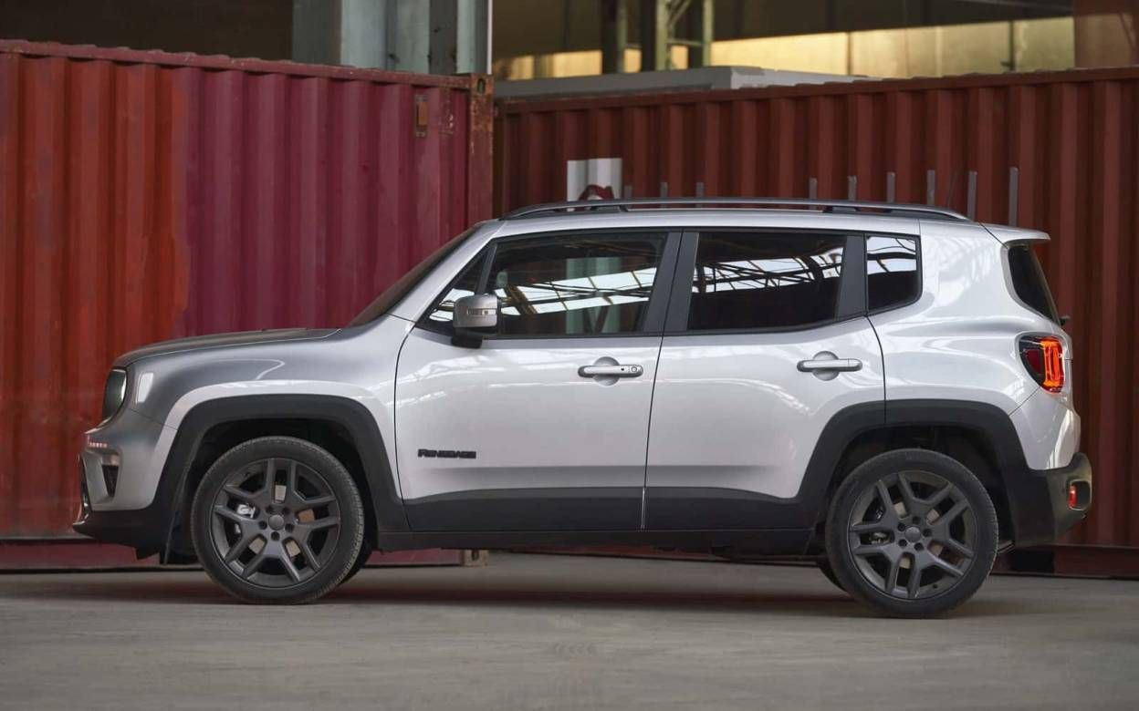 Jeep Renegade S Un Nuevo Nivel De Terminacion Mas Deportivo In