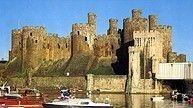 Conwy Castle. #castle