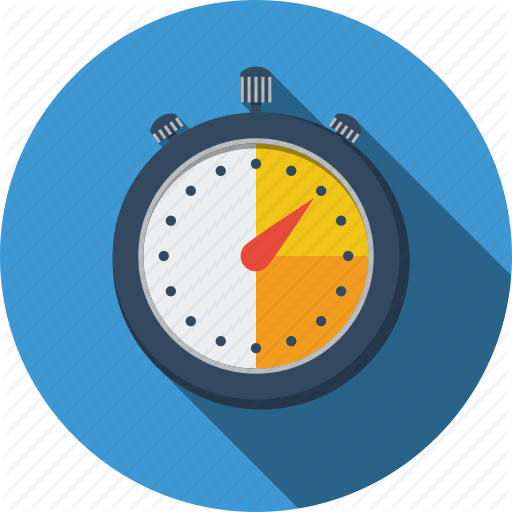 Time Timer Watch Clock Stopwatch Estimation Run Icon Download On Iconfinder Timer Stopwatch Icon