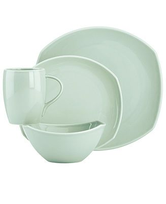 Dansk Dinnerware, Classic Fjord Sage Collection - Casual Dinnerware - Dining & Entertaining - Macy's